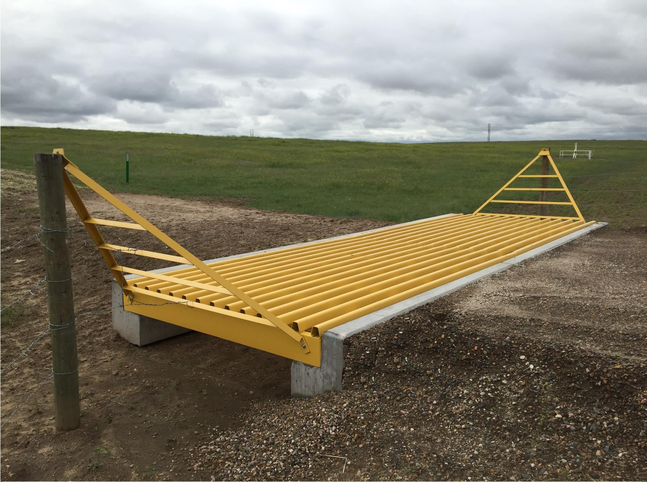 Big R Cattle Guards