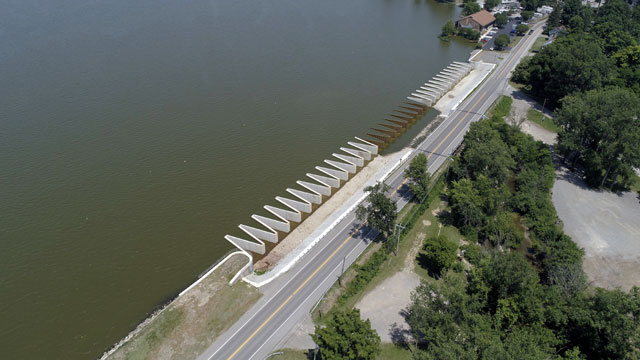 Indian Lake State Park Dam And Spillway Improvements