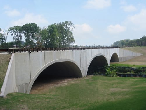 BEBO® Bridge Concrete Arch System