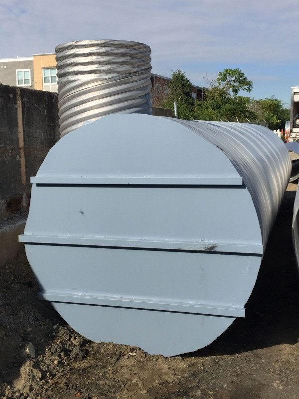 CMP Stormwater Detention and Infiltration Solutions