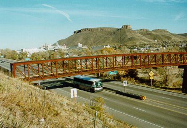 Continental Pedestrian Truss Bridges by Contech