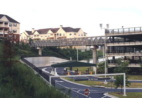 Continental Pedestrian Truss Bridges by Contech