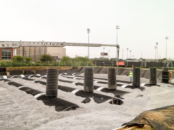 DuroMaxx® Stormwater Detention and Infiltration