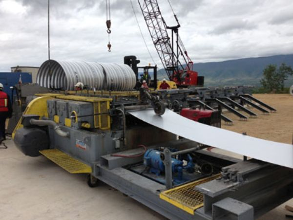 MOBILE PIPE® Mill