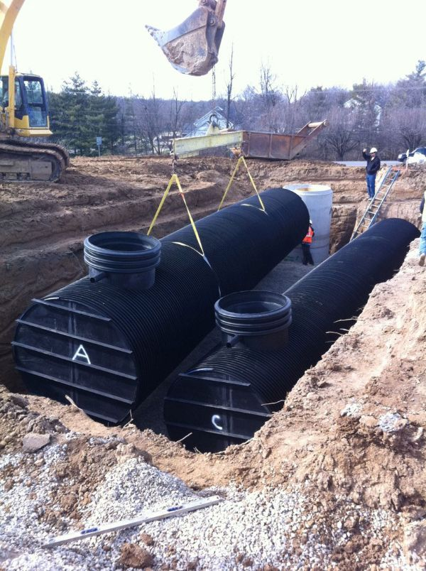 DuroMaxx Rainwater Harvesting Cisterns from Contech