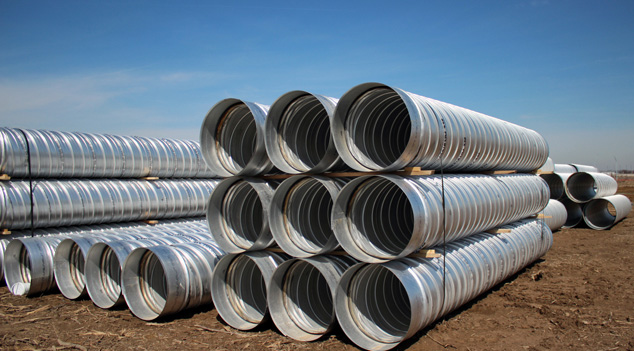 Ultra Flo Cmp Pipe By Contech Engineered Solutions