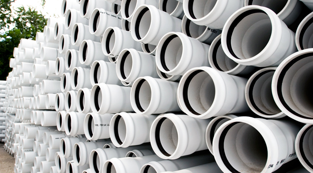 Solid Wall PVC Pipe