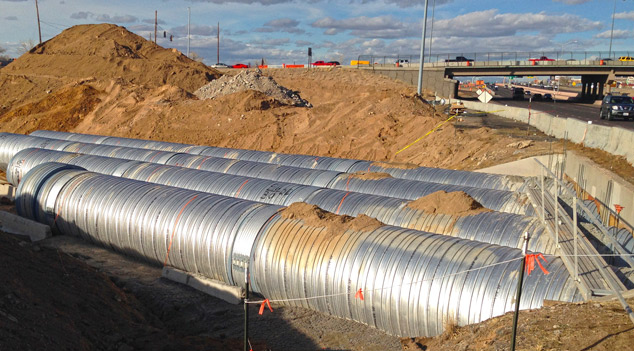 Pipe and Drainage Systems for Culverts, Sanitary and Storm Sewers, and Rehabilitation