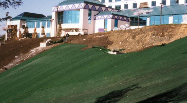 permanent products matting turf control and mats blankets temporary slope stabilization erosion reinforcement for