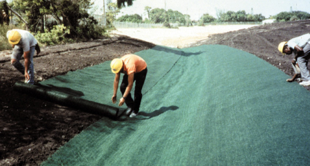 <p>Landlok<sup>®</sup> Turf Reinforcement Mats</p>