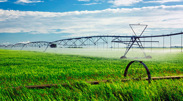 Agriculture and Irrigation Solutions