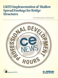 Specifying a Vehicular Prefabricated Steel Truss Bridge