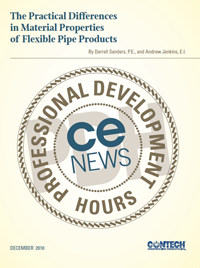 The Practical Differences in Material Propertiesof Flexible Pipe Products