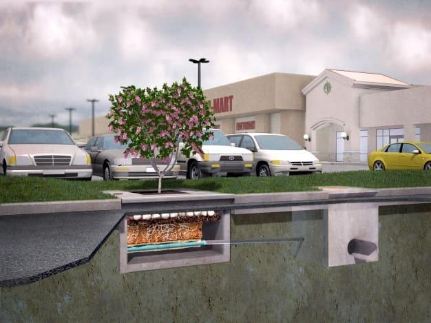 Filterra Stormwater Biofiltration